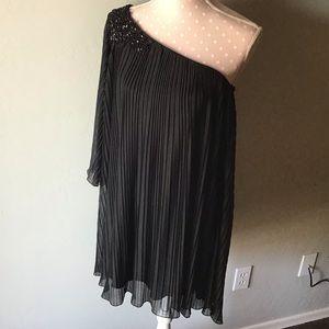 Bisou Bisou Black Cocktail Dress Size M